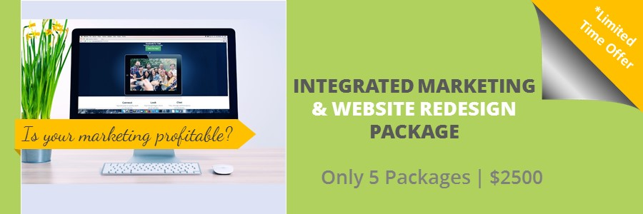 Integrated Marketing and Website Package