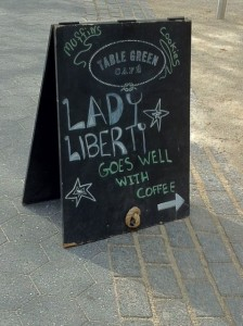 store front signage-my marketing cafe